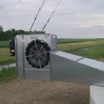 Brock Grain Bin Fan
