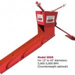 DMC model 3050 gravity spreader