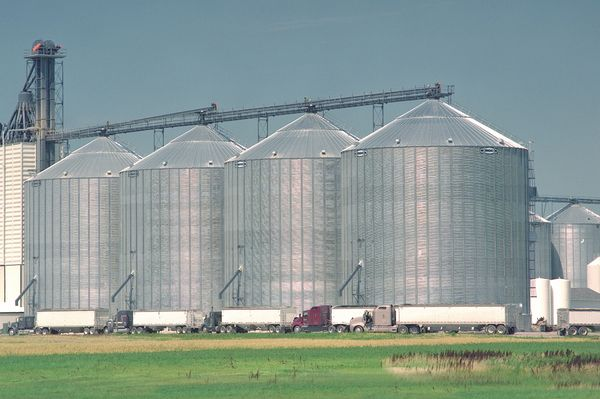 Grain Bins Commercial Agri Systems