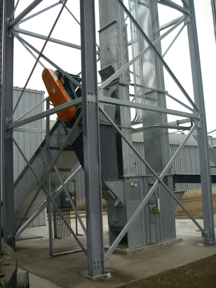 Bucket Elevators Agri Systems