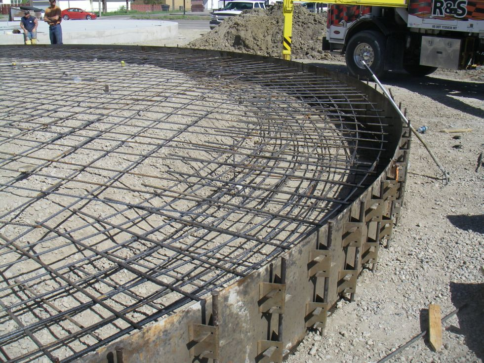 Concrete and Foundations | Agri-Systems
