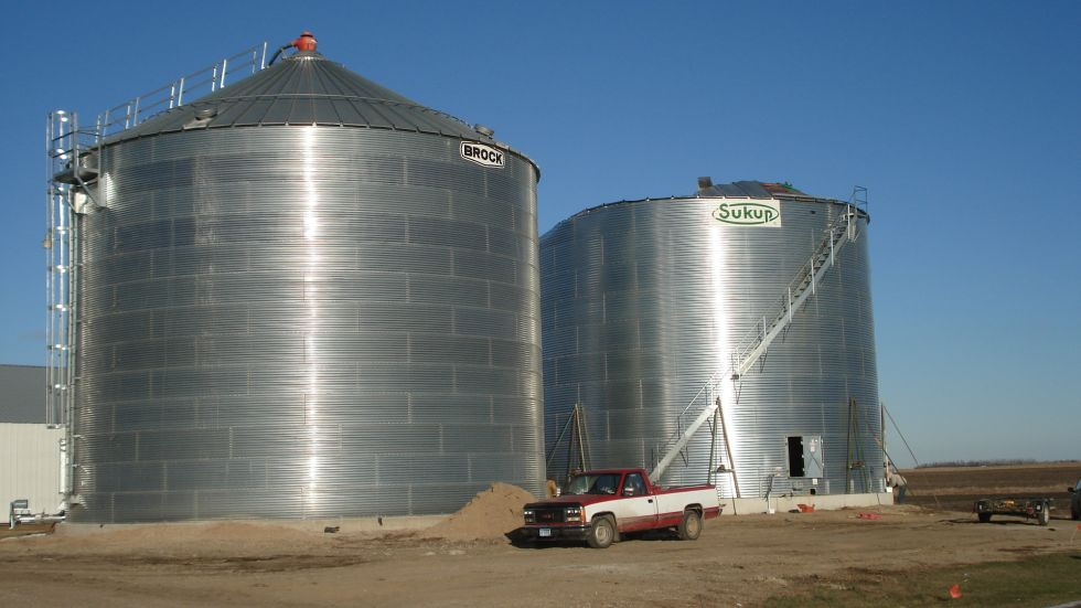 Repair, Storm Damage, Upgrades, and Bin Moving | Agri-Systems